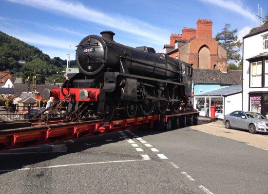 Locomotive Move Update